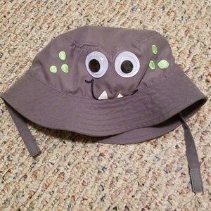 Google eye baby hat